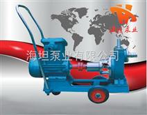 JMZ、FMZ型不锈钢移动式自吸泵价格