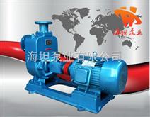 浙江温州ZW型无堵塞自吸排污泵