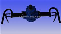 ZQSJ-100架柱支撐氣動手持式鉆機